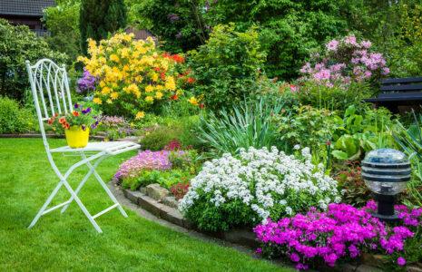Garden Chair Jigsaw Puzzle