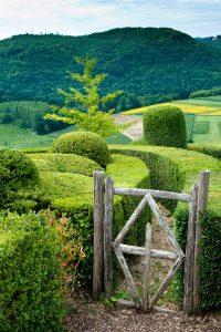 Garden Gate Jigsaw Puzzle