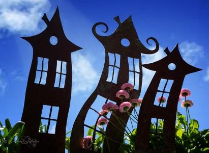 Garden Houses Jigsaw Puzzle