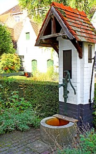 Garden Pump Jigsaw Puzzle