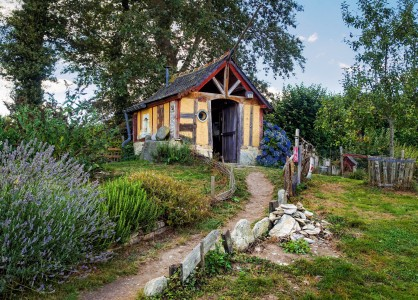 Garden Shed Jigsaw Puzzle