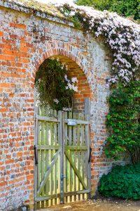 Garden Wall Jigsaw Puzzle