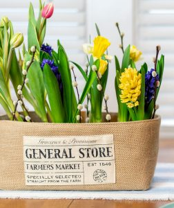 General Store Flowers Jigsaw Puzzle