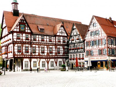 German Town Hall Jigsaw Puzzle