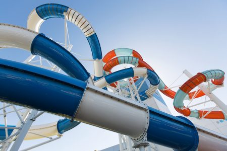 Giant Waterslide Jigsaw Puzzle