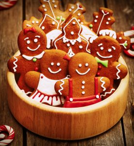 Gingerbread Family Jigsaw Puzzle