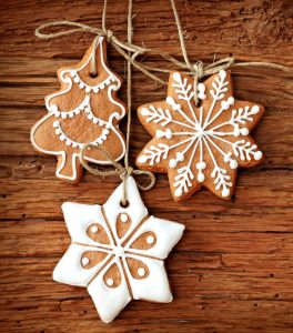 Gingerbread Ornaments Jigsaw Puzzle