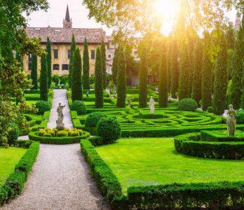 Giusti Garden Jigsaw Puzzle