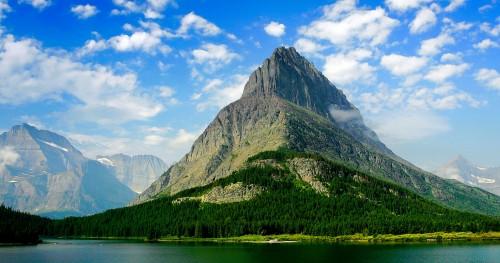 Glacier National Park Jigsaw Puzzle