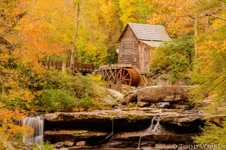 Glade Crist Mill Jigsaw Puzzle