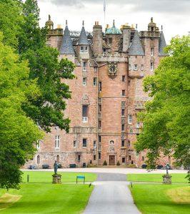 Glamis Castle Jigsaw Puzzle