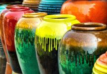 Glazed Jars