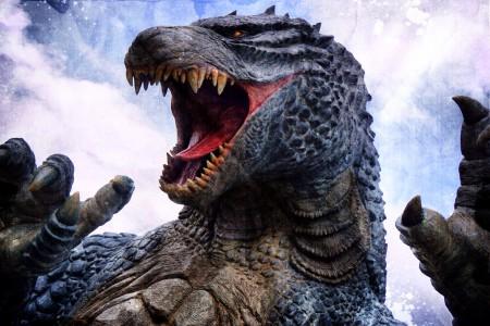 Godzilla Jigsaw Puzzle