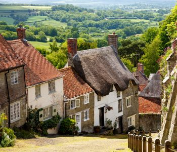 Gold Hill Jigsaw Puzzle