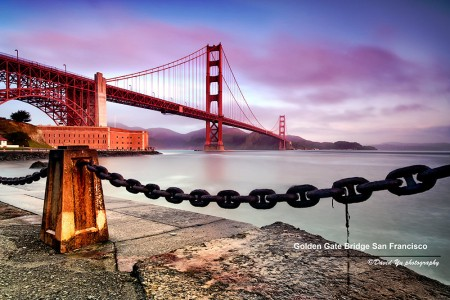 Golden Gate Jigsaw Puzzle