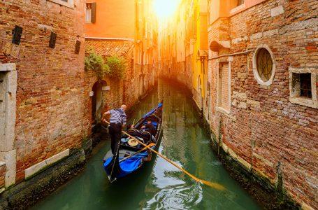 Gondola Ride Jigsaw Puzzle