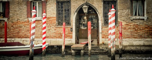Grand Canal Pier Jigsaw Puzzle