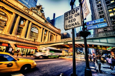 Grand Central Terminal Jigsaw Puzzle