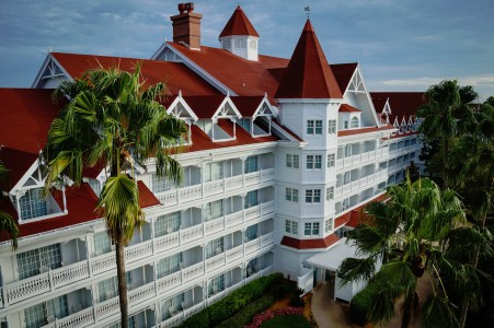 Grand Floridian Jigsaw Puzzle