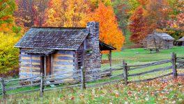 Grayson Park Cabin