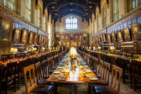 Great Dining Hall Jigsaw Puzzle