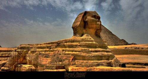 Great Sphinx Jigsaw Puzzle