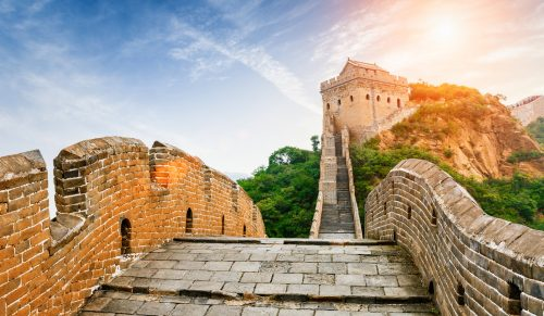 Great Wall Jigsaw Puzzle