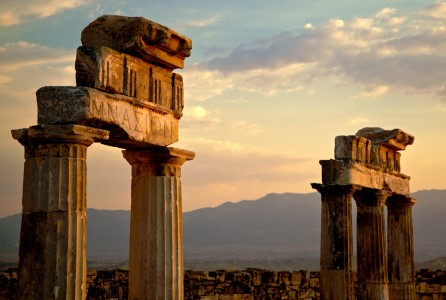 Greek Columns Jigsaw Puzzle