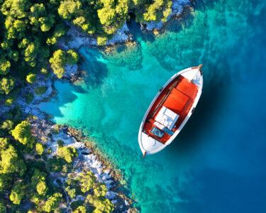 Greek Cove Jigsaw Puzzle