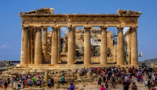 Greek Parthenon Jigsaw Puzzle