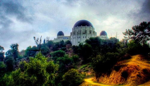 Griffith Observatory Jigsaw Puzzle