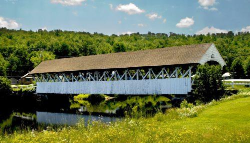 Groveton Bridge Jigsaw Puzzle