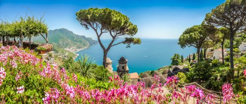 Gulf of Salerno Jigsaw Puzzle
