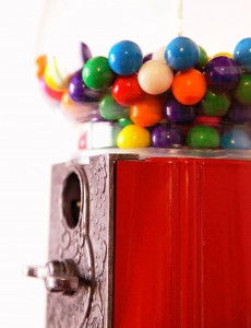 Gumball Machine Jigsaw Puzzle
