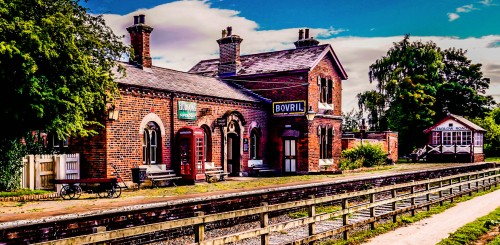 Hadlow Road Station Jigsaw Puzzle