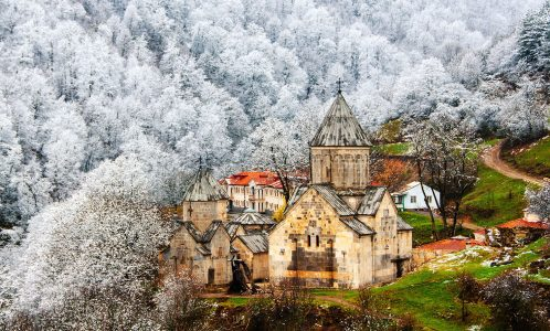 Haghartsin Monastery Jigsaw Puzzle