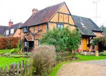 Half Timber House
