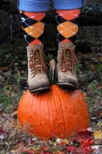 Halloween Socks Jigsaw Puzzle