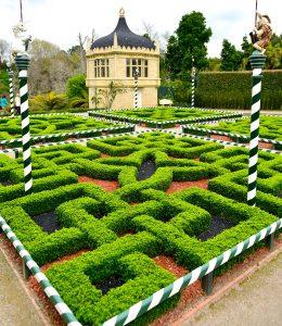 Hamilton Gardens Jigsaw Puzzle
