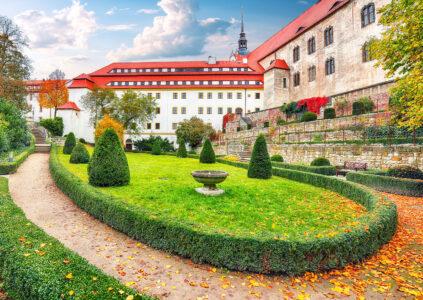 Hartenfels Castle Jigsaw Puzzle