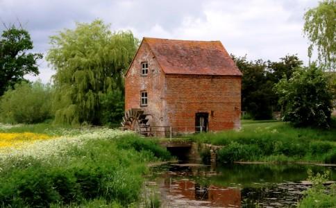 Hartpury Mill Jigsaw Puzzle