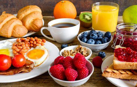 Hearty Breakfast Jigsaw Puzzle