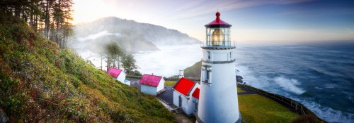 Heceta Head Lighthouse Jigsaw Puzzle
