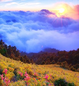 Hehuan Mountain Jigsaw Puzzle