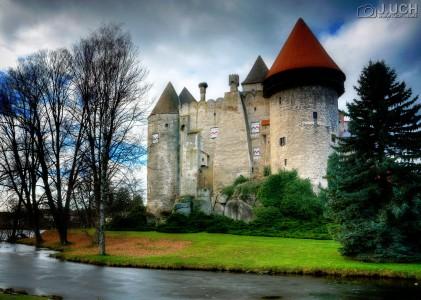Heidenreichstein Castle Jigsaw Puzzle