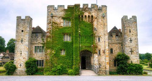 Hever Castle Jigsaw Puzzle