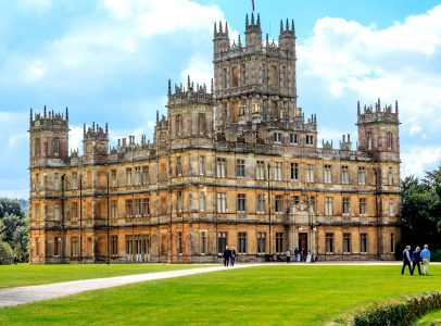 Highclere Castle Jigsaw Puzzle