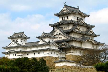 Himeji Castle Jigsaw Puzzle