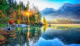 Hintersee Sunrise