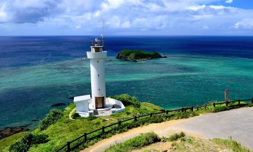 Hirakubo Lighthouse Jigsaw Puzzle